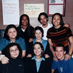Room 203 Original Freedom Writers Classroom Group at Wilson High School