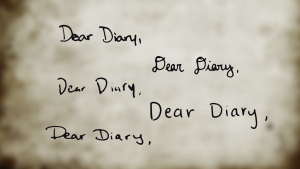 The Freedom Writers Diary Dear Diary.