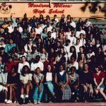 Original Freedom Writer Group at Wilson High School